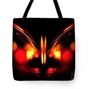 Ruby Wings Tote Bag