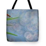 Rubyspot Tote Bag