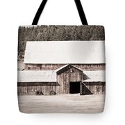Ruckle Barn Tote Bag