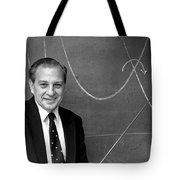 Rudolph Marcus, American Chemist Tote Bag