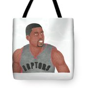 Rudy Gaye Tote Bag by Toni Jaso
