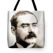 Rudyard Kipling, Literary Legend Tote Bag