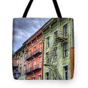 Rue Bienville Tote Bag