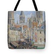 Rue De L'epicerie, Rouen Tote Bag