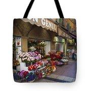 Rue Pairoliere In Nice Tote Bag