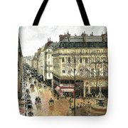 Rue Saint Honore Tote Bag
