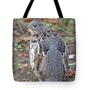 Ruffed Grouse Tote Bag