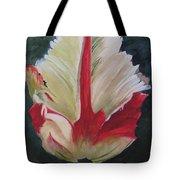Ruffled Tulip  Tote Bag