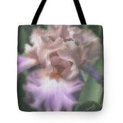 Ruffled Brilliance Tote Bag