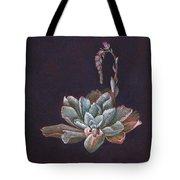 Ruffles In Bloom Tote Bag