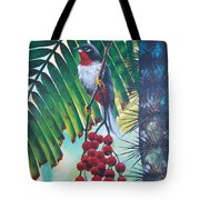 Rufous-throated Solitaire Tote Bag