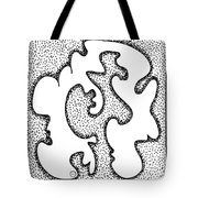 Rufus The Goofus Tote Bag by Eikoni Images