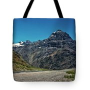 Rugged Beauty Tote Bag