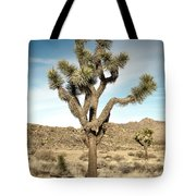 Rugged Joshua Tree Tote Bag