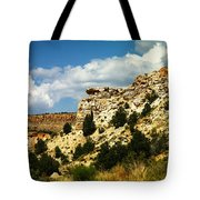 Rugged New Mexico Tote Bag
