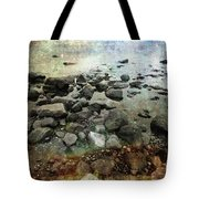 Rugged Peace Tote Bag
