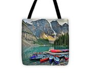 Rugged Relaxation Tote Bag