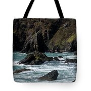 Rugged South Coast Tote Bag