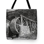 Ruidoso Waterwheel Tote Bag