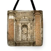 Ruins Of Antigua Guatemala Tote Bag