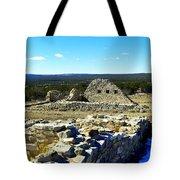 Ruins Of Gran Quivira  Tote Bag