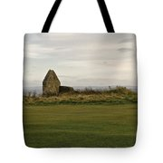 Ruins Of Hospice. Tote Bag