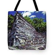 Ruins Of Nan Madol Tote Bag