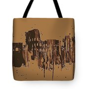 Ruins Of Rome Tote Bag
