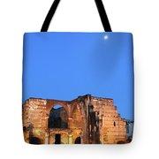 Ruins Of San Nicolas De Bari Hospital Tote Bag