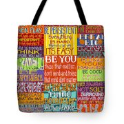 Rules  Tote Bag