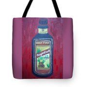 Rum Tote Bag by Patrice Tullai