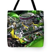 Rumble Engine Tote Bag