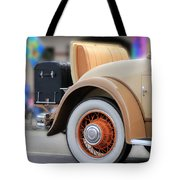 Rumble Seat Tote Bag