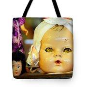 Rumormongers Tote Bag