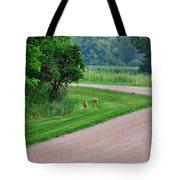 Run Babies Run  Tote Bag