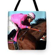 Run For The Roses 1 Tote Bag
