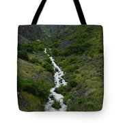 Run Off Tote Bag