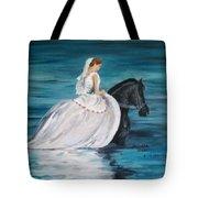 Runaway Bride Tote Bag