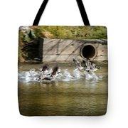 Runaways Tote Bag