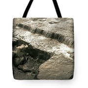Runing Water Tote Bag