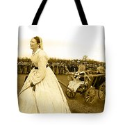 Running From War Tote Bag