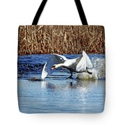 Running On Water I Tote Bag