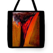 Running Red Tote Bag