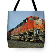 Running South Tote Bag