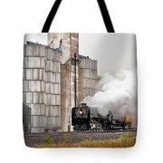 Running Under Steam Tote Bag