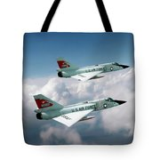 Running With The Bulls Tote Bag