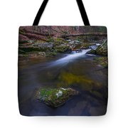 Runoff Tote Bag