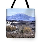 Rural Beauty Vermont Style Tote Bag