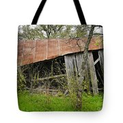 Rural Decay Tote Bag