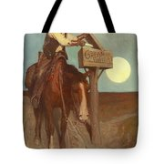 Rural Delivery Tote Bag